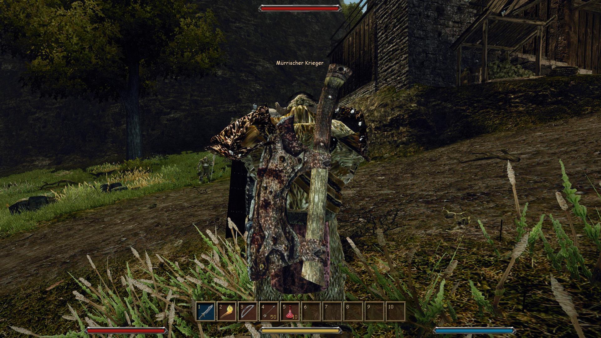Gothic 3 content mod